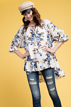 Gauze Loose Fit Tunic