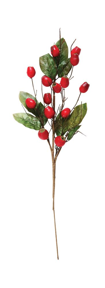 Holiday Pick w/ Red Berries