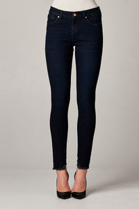Gisele High Waisted Skinny in Java