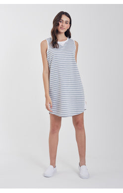 Jordana Sleeveless T Dress