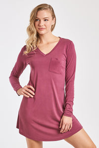 Another Love Katie Long Sleeve Knit Dress