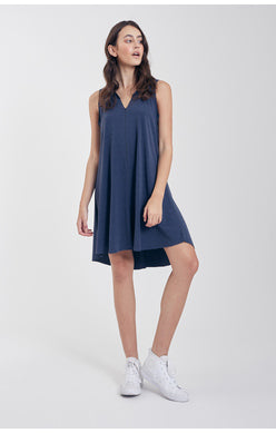 Kiera Sleeveless T Dress