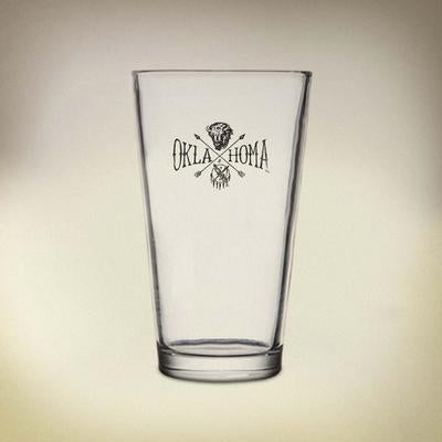 Heritage Pint Glass