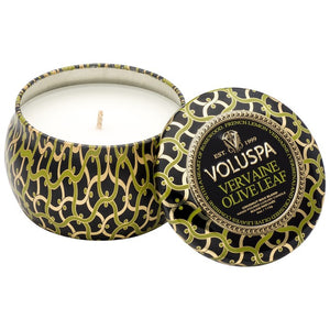 Vervaine Olive Leaf Candle