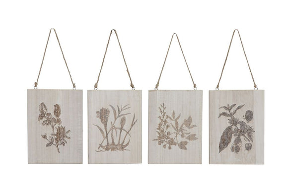Paulownia Wall Decor