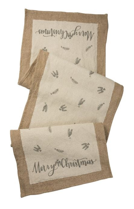 Table Runner- Merry Christmas