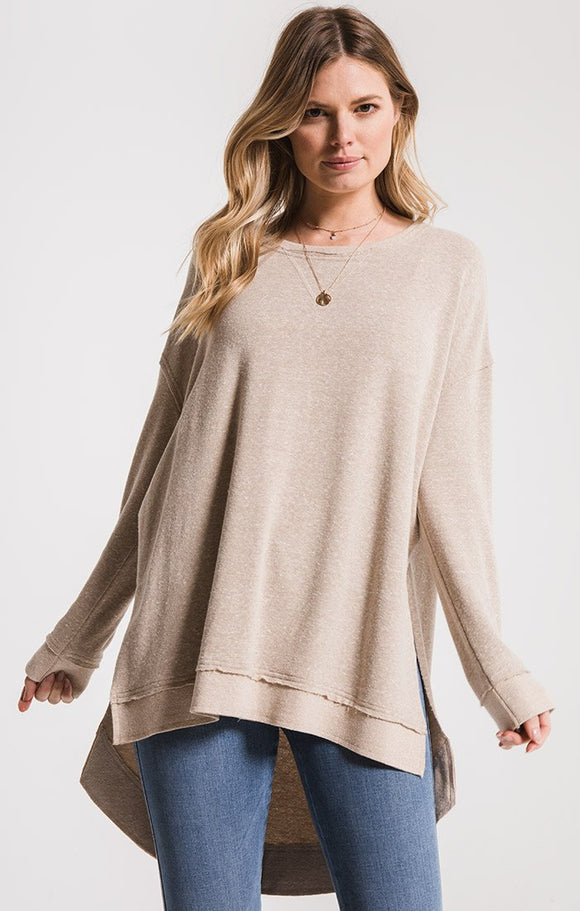 Triblend Vacay Pullover