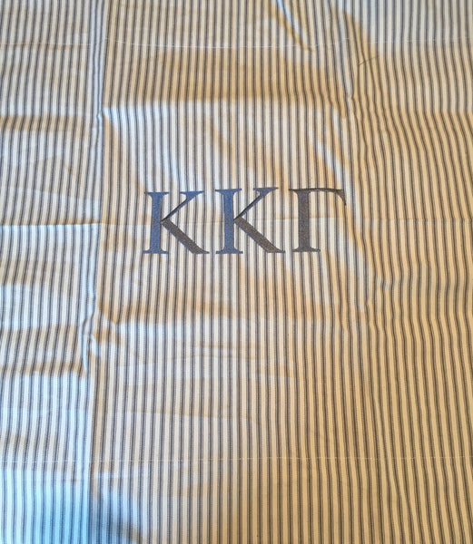 Sorority Pillow Cases (for standard pillow)