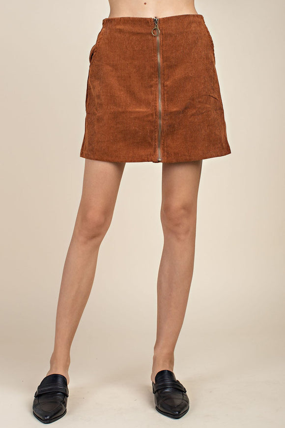 Corduroy O-Ring Skirt