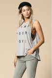 Find Your Love Jersey Tank