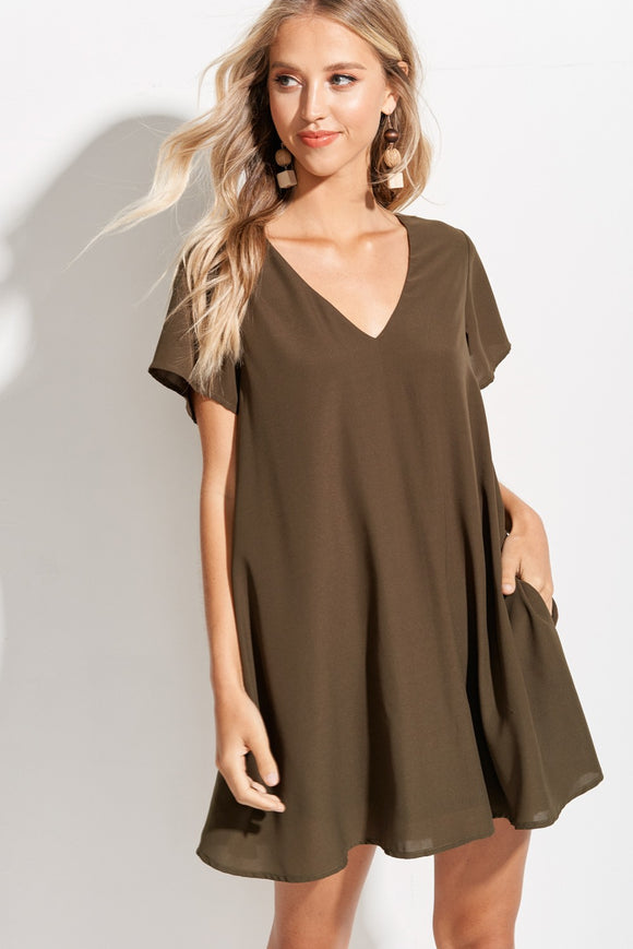 Easy Mini Dress