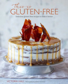 This is Gluten-Free Cook Book