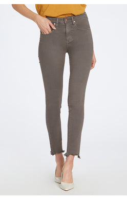 Distressed Super High Rise Olivia Jeans