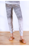 Leopard Faded Joggers
