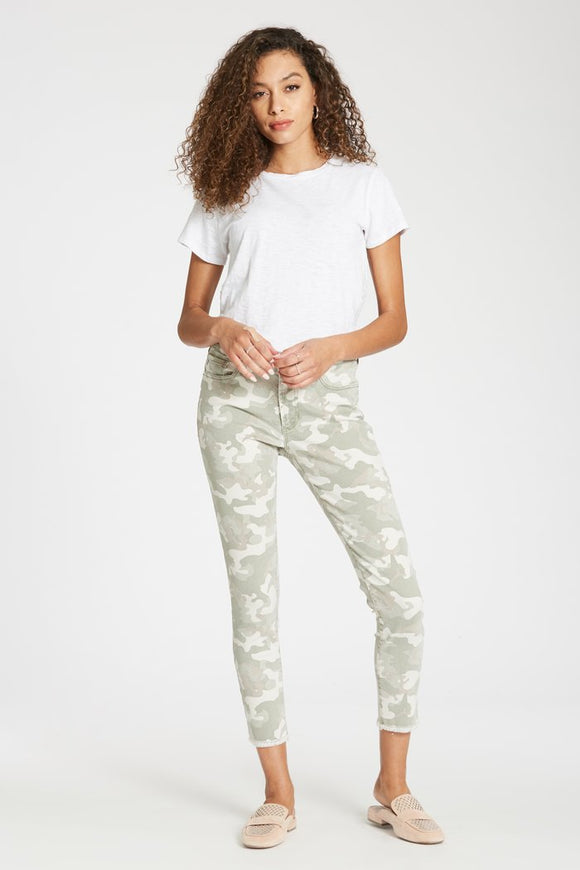 Watercress Camo Gisele