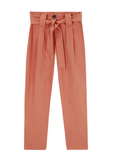 Orange Peg Trousers