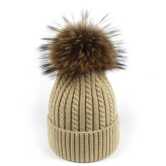 Twiddle Knit Trendy Fashion Beanie