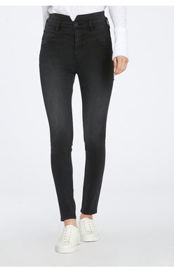 Super High Rise Yoke Olivia Jeans