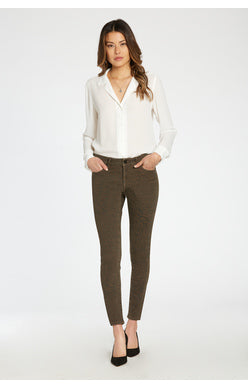 Gisele High Waisted Skinny Jean