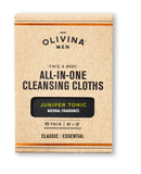 Greige Man All-in-One Cleansing Cloths