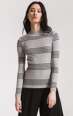 Linden Stripe Sweater