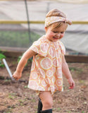 Greige Baby Dress Sets