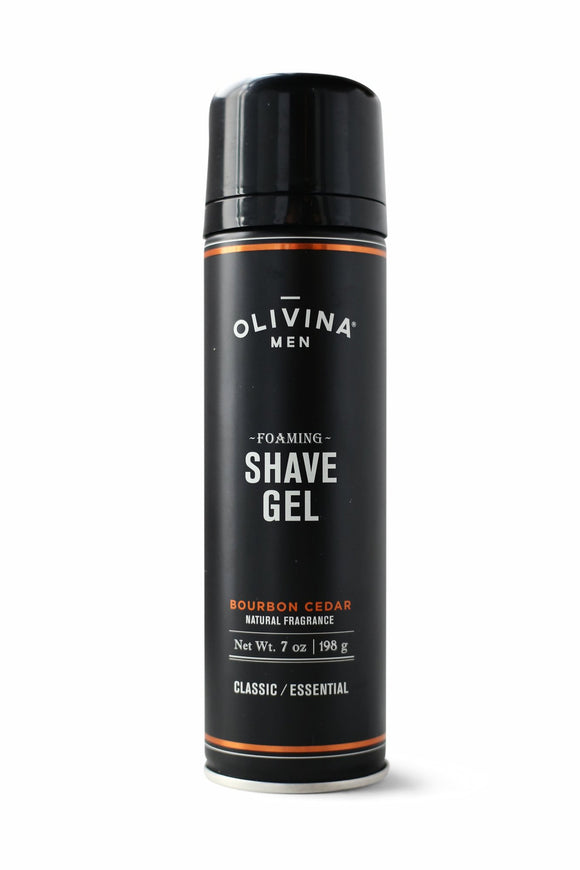 Greige Man Foaming Shave Gel