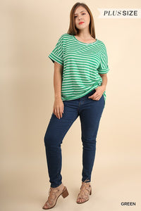 Basic Striped Top