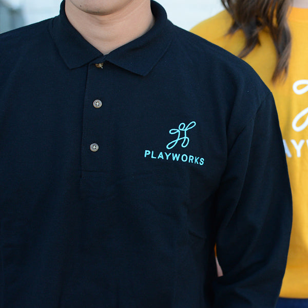 Playworks Longsleeve Polo