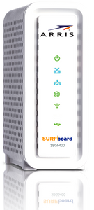 ARRIS SBG6400 SURFboard Cable Modem & Wi-Fi N Router