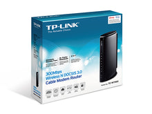 TP-LINK TCW7960 300Mbps Wireless N DOCSIS 3.0 Cable Modem Router