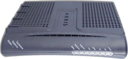 Cable Internet Providers >> ARRIS TM602G