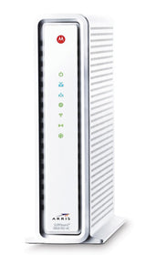 COMCAST MODEM WITH ROUTER ARRIS/MOTOROLA SURFboard SBG6782 DOCIS 3 MODEM A/C ROUTER COMBO - Buyapprovedmodems.com
