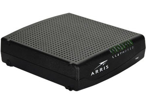 Telephony Bright House Approved Modem ARRIS TG852G DOCSIS 3 WIRELESS TELEPHONE MODEM - Buyapprovedmodems.com