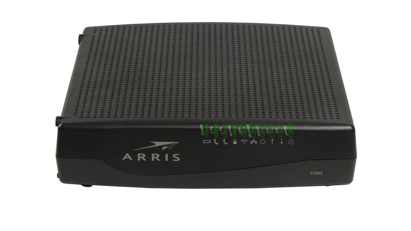 Comcast Phone Modem Xfinity Approved Arris Tg862g Emta