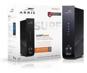 ARRIS SBG7400AC2 SURFboard Cable Modem and Wifi Router