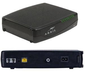 ARRIS TM822A DOCSIS 3 TELEPHONEY MODEM