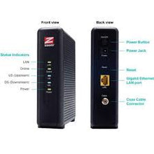 ZOOM TELEPHONICS 5363 AC1900 Cable Modem/Router