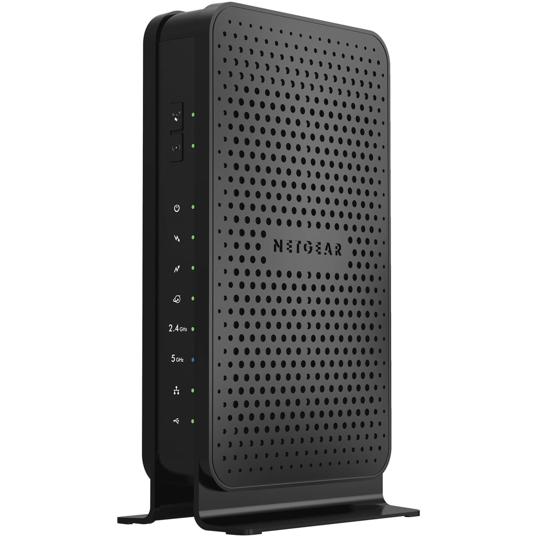 NETGEAR C3700 N600 WiFi Cable Modem Router