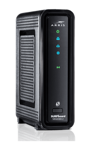 ARRIS SBG6580-2 SURFboard Cable Modem & Wi-Fi Router