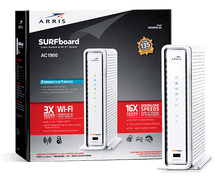 ARRIS SBG6900-AC SURFboard Cable Modem & Wi-Fi Router AC1900