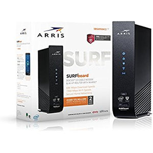 ARRIS SBG6950AC2 SURFboard Cable Modem and WiFi Router