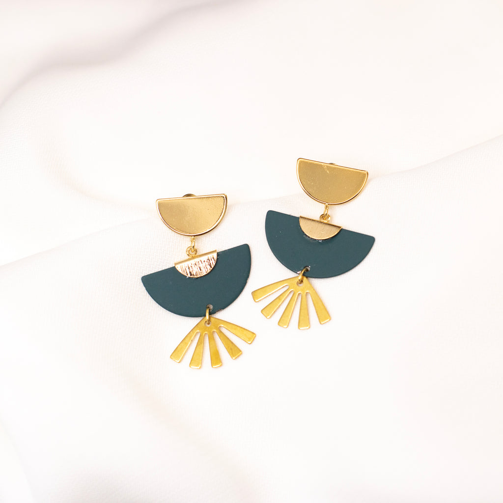 Asoka Earrings