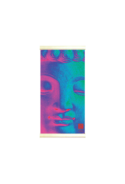Buddha Prints On Canvas - Kakémono scrolling poster SGCK-030