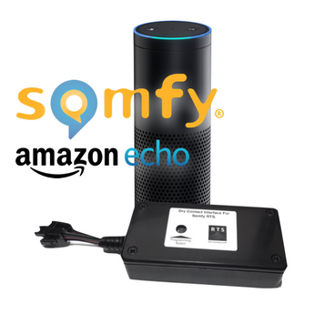 Control Somfy From INSTEON, WeMo and  Alexa