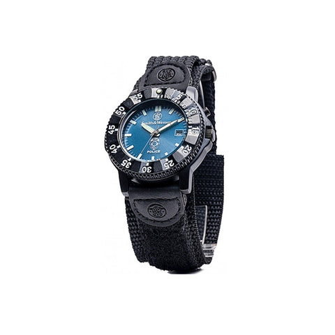 Amazing Smith & Wesson Police Watch