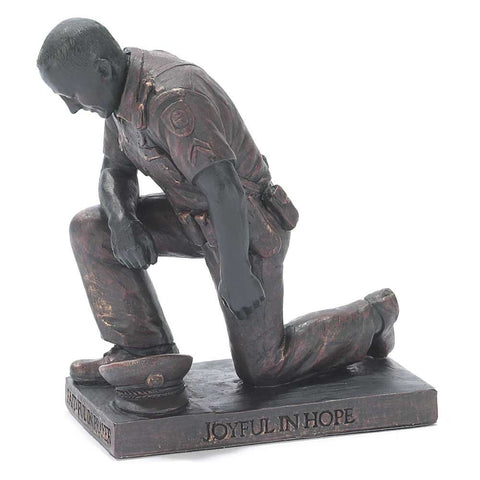 Called to Pray Figurine - Policeman