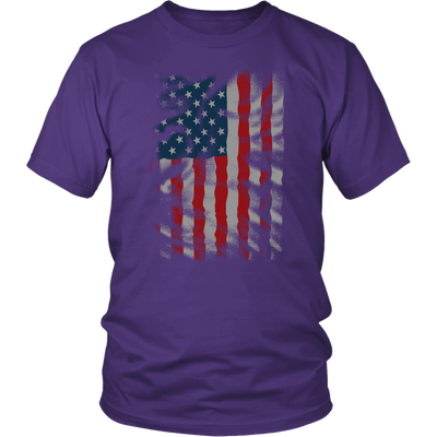 Usa Flag Shirt and Hoodie