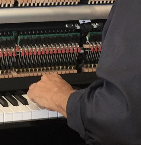 Annual Piano Tuning