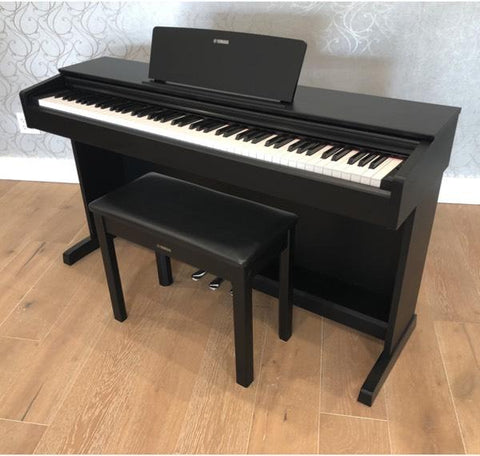 Yamaha YDP143 Digital Piano - Black